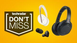 cheap noise cancelling headphones deals sales prices