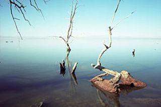 lakes, water