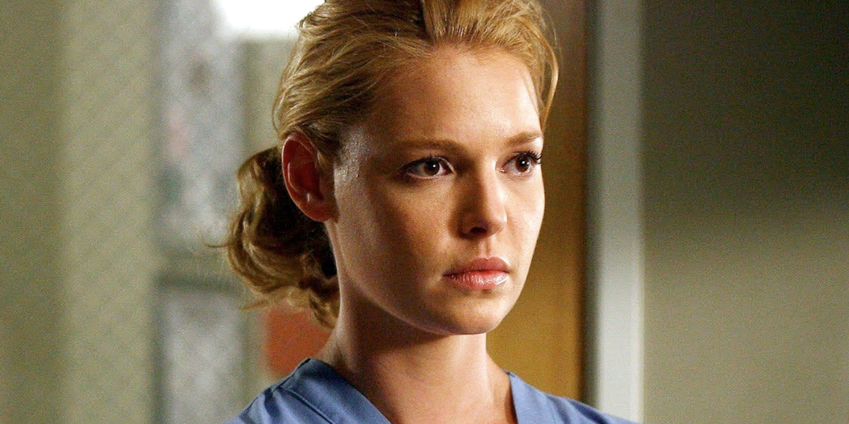 izzie Katherine Heigl grey's anatomy abc
