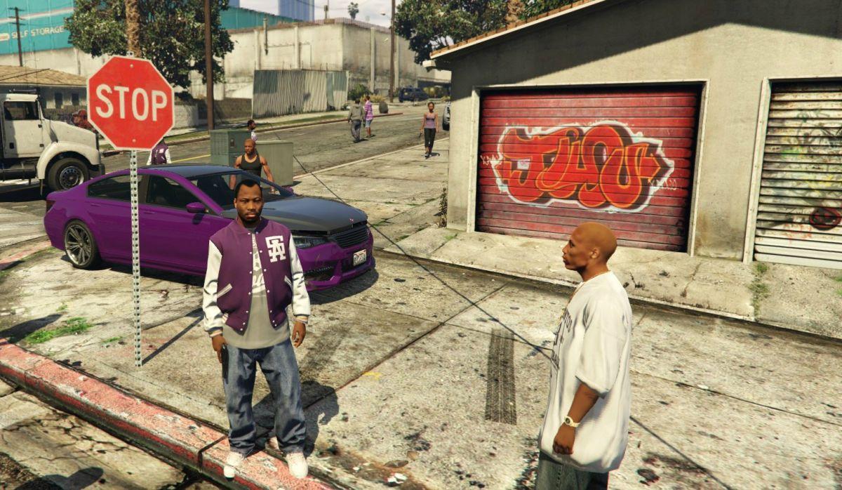 Inside the GTA 5 mod that brings San Andreas gang warfare to
