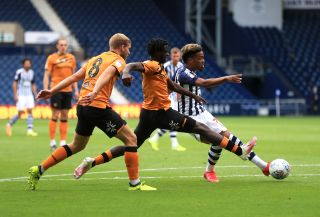 West Bromwich Albion v Hull City – Sky Bet Championship – The Hawthorns