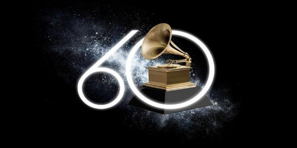 Grammys 60th Logo