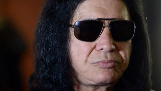 A picture of Gene Simmons