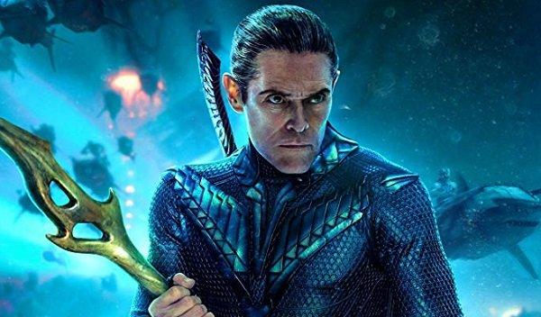 Vulko Willem Dafoe Aquaman
