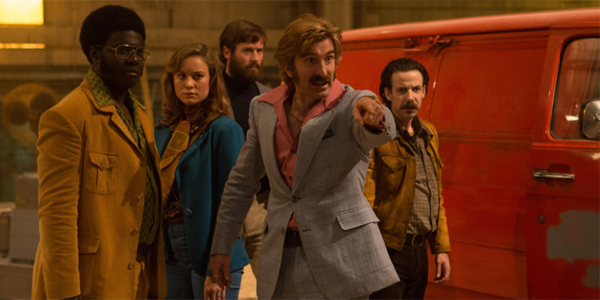 Sharlto Copley Brie Larson Armie Hammer in Free Fire