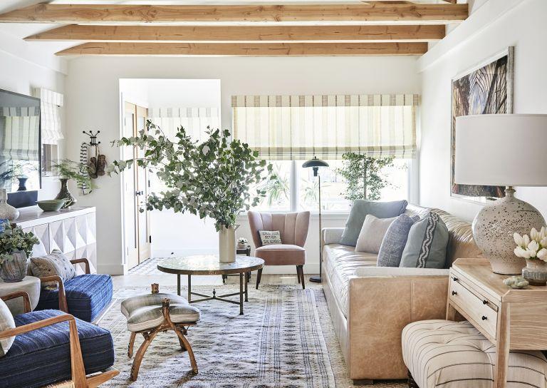 Cottage ideas for a living room – cottage lounge inspiration – Stefani Stein cottage living room