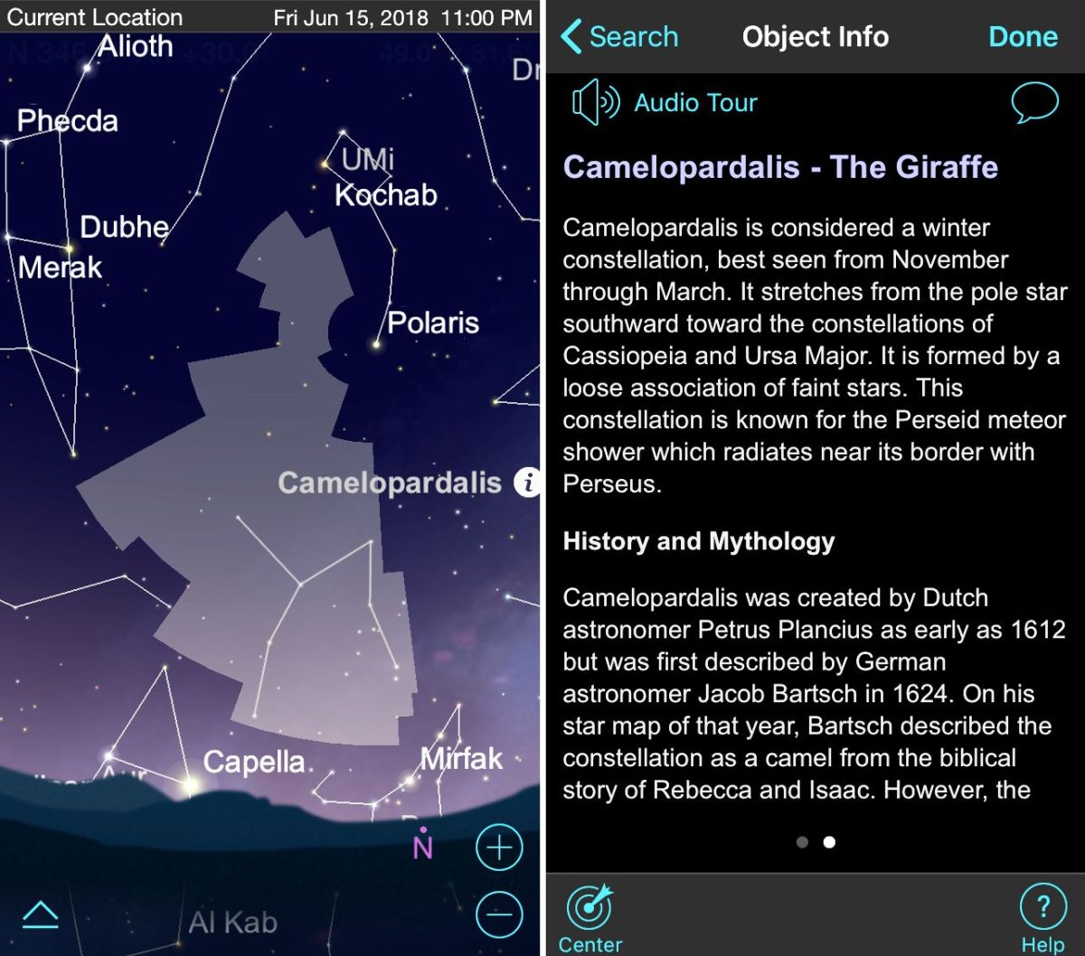 Put a Personal Astronomer in Your Pocket Using Mobile Apps