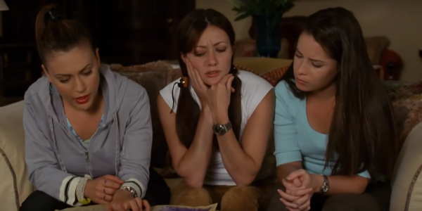 Charmed Alyssa Milano Phoebe Shannen Doherty Prue Holly Marie Combs Piper