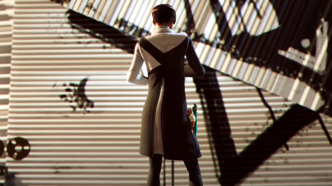 Deathloop artist showcases the game's sharp '60s-inspired fashion