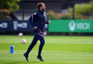 England Training – Hotspur Way Training Gound – Monday October 11th