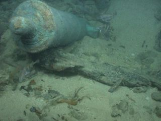 HMS Victory's Canon
