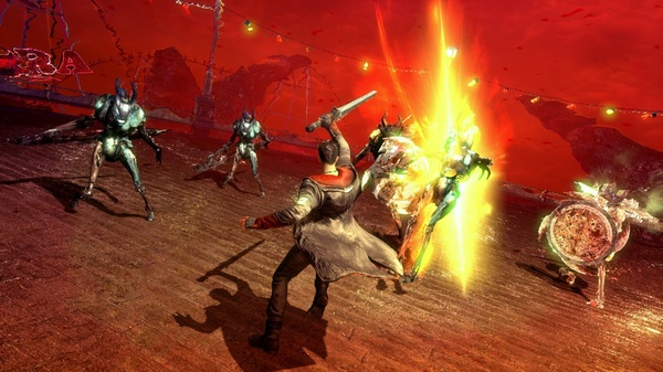 DmC Devil May Cry Bloody Palace DLC Is Free, First Screenshots Released #25248