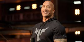 Dwayne Johnson Celebrates As 'F-ing Hilarious' Young Rock TV Show Starts Filming