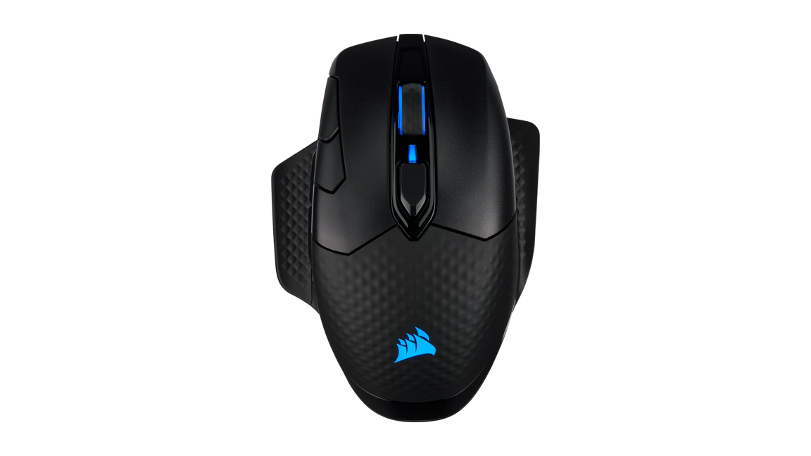 Best wireless mouse: Corsair Dark Core RGB Pro