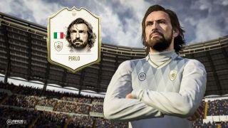 FIFA 20 icons - Andrea Pirlo