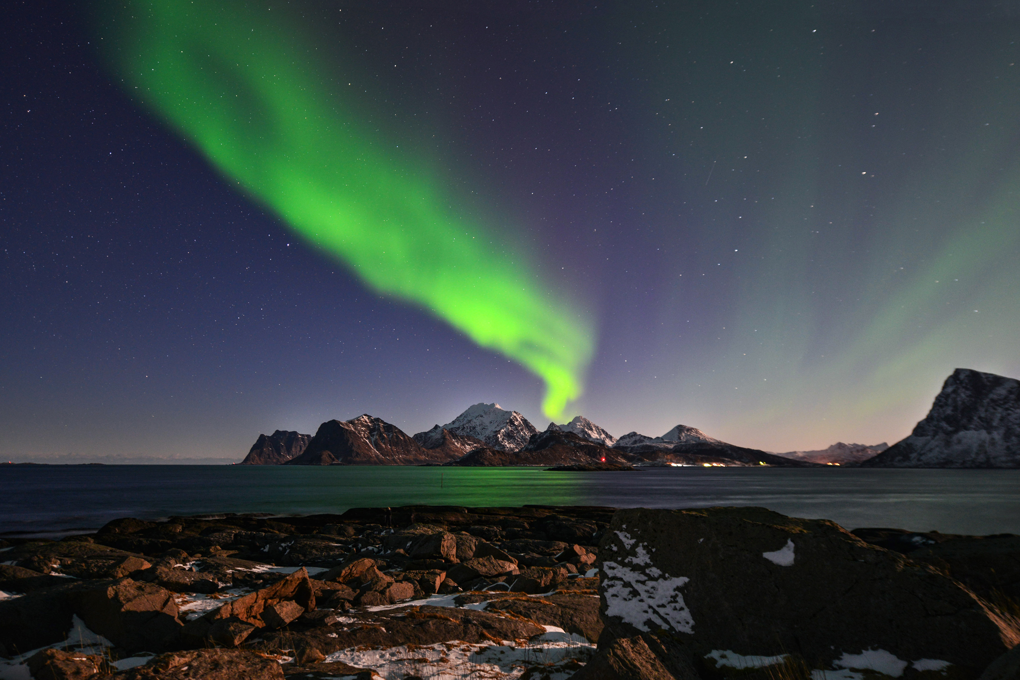 Solar Storm to Amp Up Earth's Northern Lights Wednesday | Space
