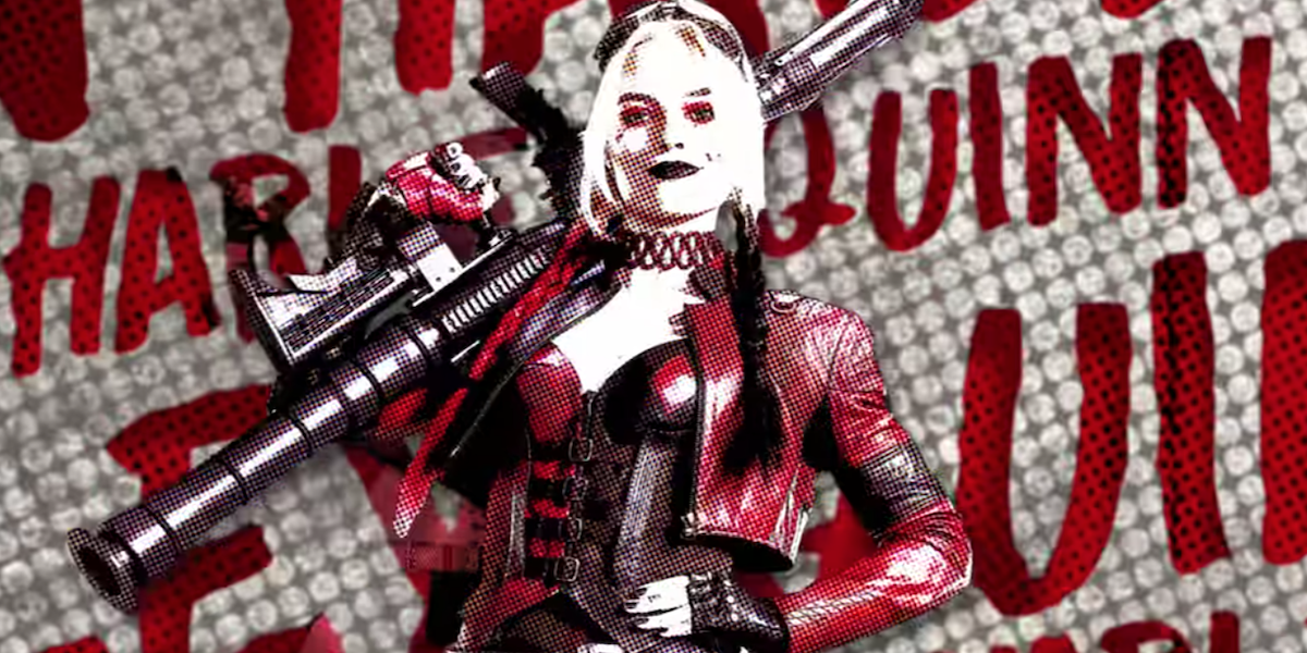 Harley Quinn in The Suicide Squad role call