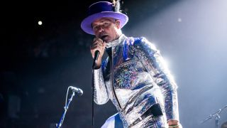 The Tragically Hip's Gord Downie