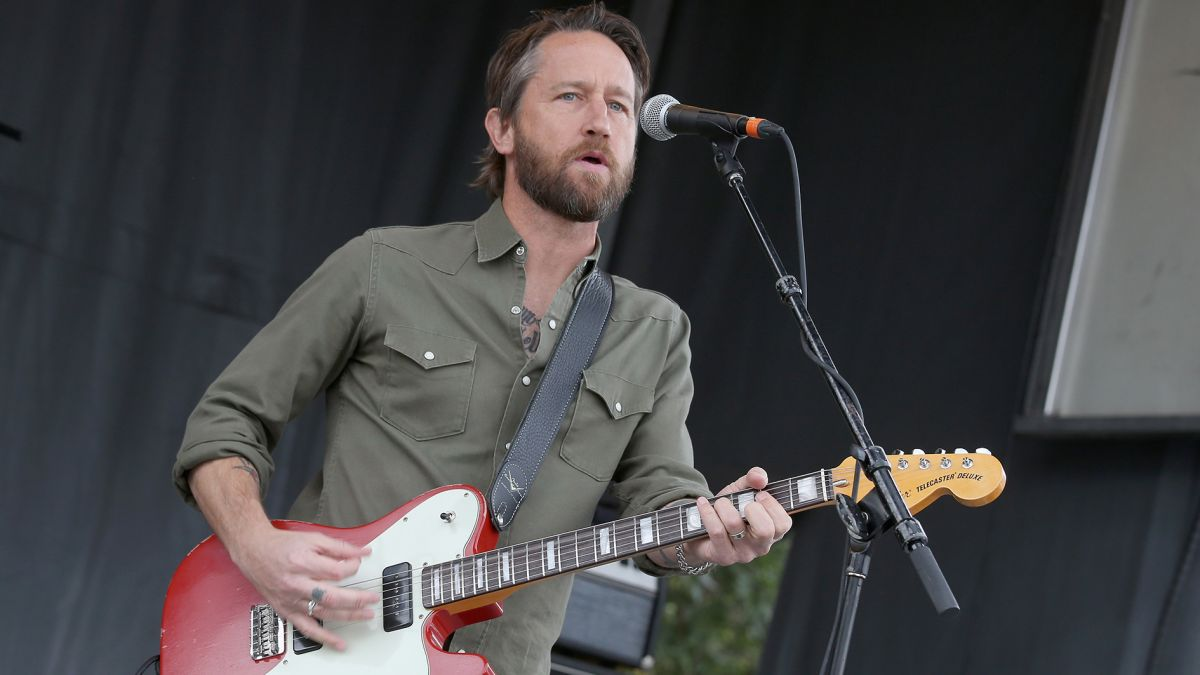 "Chris Shiflett: ""Foo Fighters isn't a band that has a lot of guitar solo-type stuff - on my own material, I do a lot more of that"""