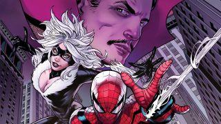 Death of Doctor Strange: Spider-Man #1 cover
