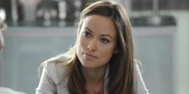 The Kind Way Olivia Wilde Responded After Jennifer Lawrence Puked At Her Show