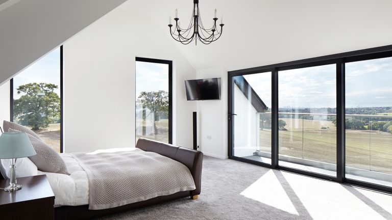 Loft conversion: If you have space up top, use it to create extra rooms, or a stunning master suite