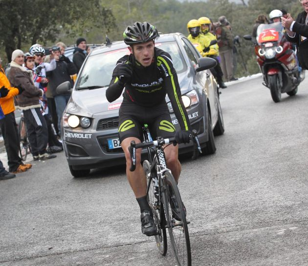 Jonathan Tiernan-Locke wins Tour of the Mediterranean 2012