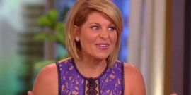 Candace Cameron-Bure Hospitalized After Brother Kirk Ran Her Over With A Go-Kart