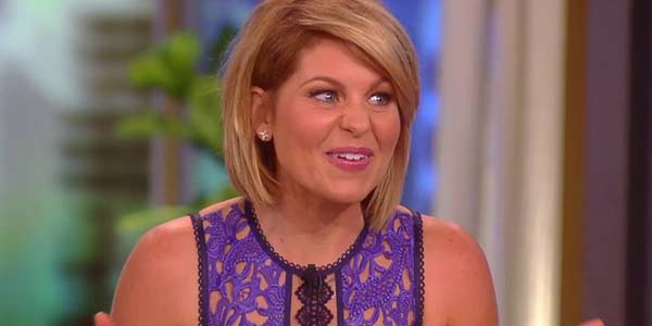 candace cameron bure the view ABC screenshot