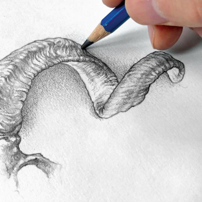 Pensil shading: wawasan