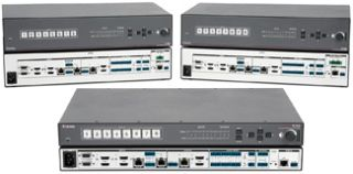 Extron Adds DTP 330 Support to IN1608 Scaling Presentation Switcher Models