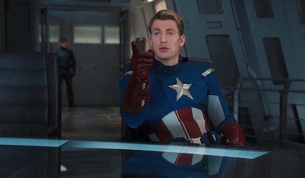 "Chris Evans Captain America in Avengers ""I understood that reference"""