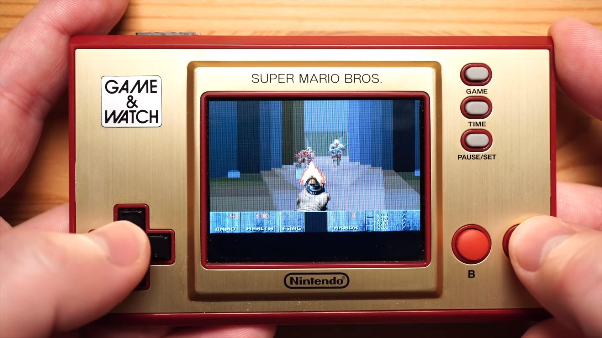 Nintendo Game & Watch latest
