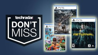 PS5 Prime Day gaming deals