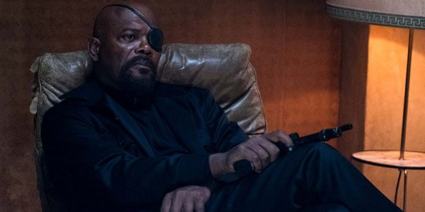 Nick Fury Twist In Spider-Man: Far From Home