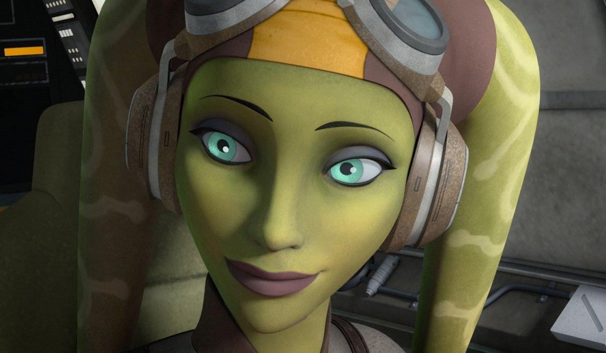 Hera Star Wars Rebels Disney