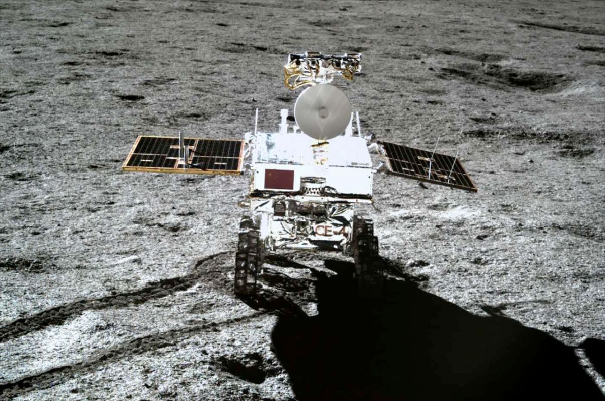 China's Yutu 2 rover about to 'wake up' on the far side of the moon