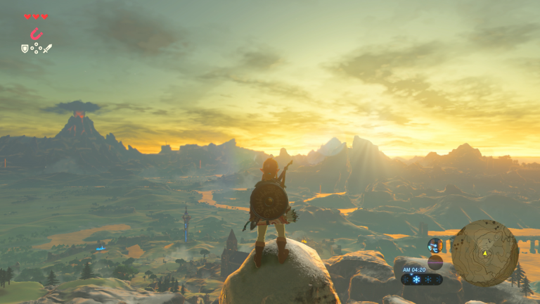 The Legend of Zelda: Breath of the Wild review | T3