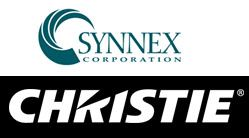 SYNNEX to Distribute Christie's Full Line of Products