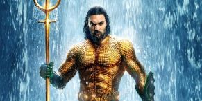 Jason Momoa Unveiled His New Aquaman 2 Costume, And It's Awesome