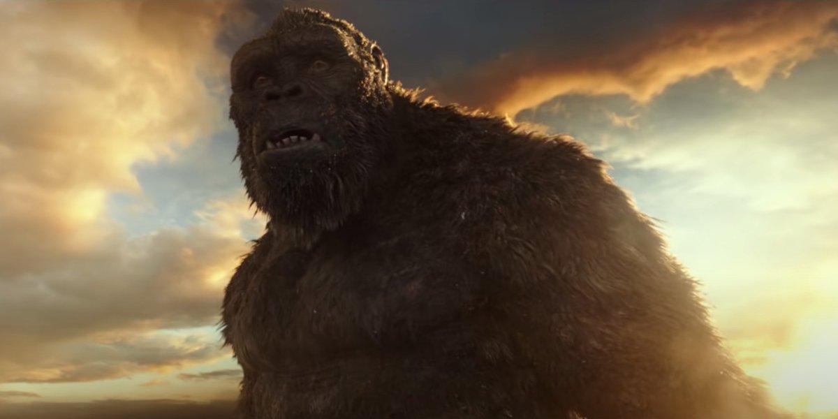Трейлер «Годзилла против Конга» заставляет меня думать, что на виду у всех на виду скрывается большой секрет