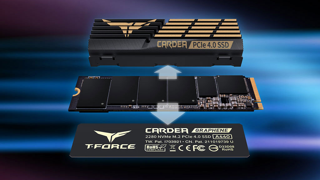 Another lightning quick PCIe 4.0 SSD emerges, now let's see prices come down
