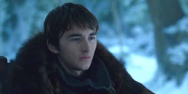 Bran in Season 7 of Game of Thrones