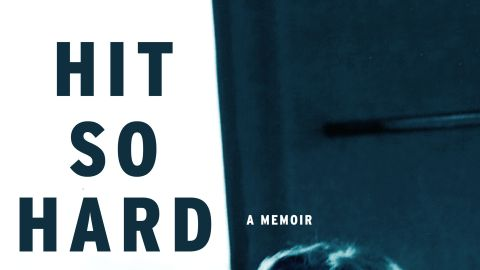 Cover art for Hit So Hard by Patty Schemel - review