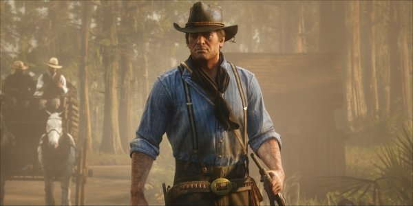 Red Dead Redemption 2's PS4 Exclusives Revealed - CINEMABLEND