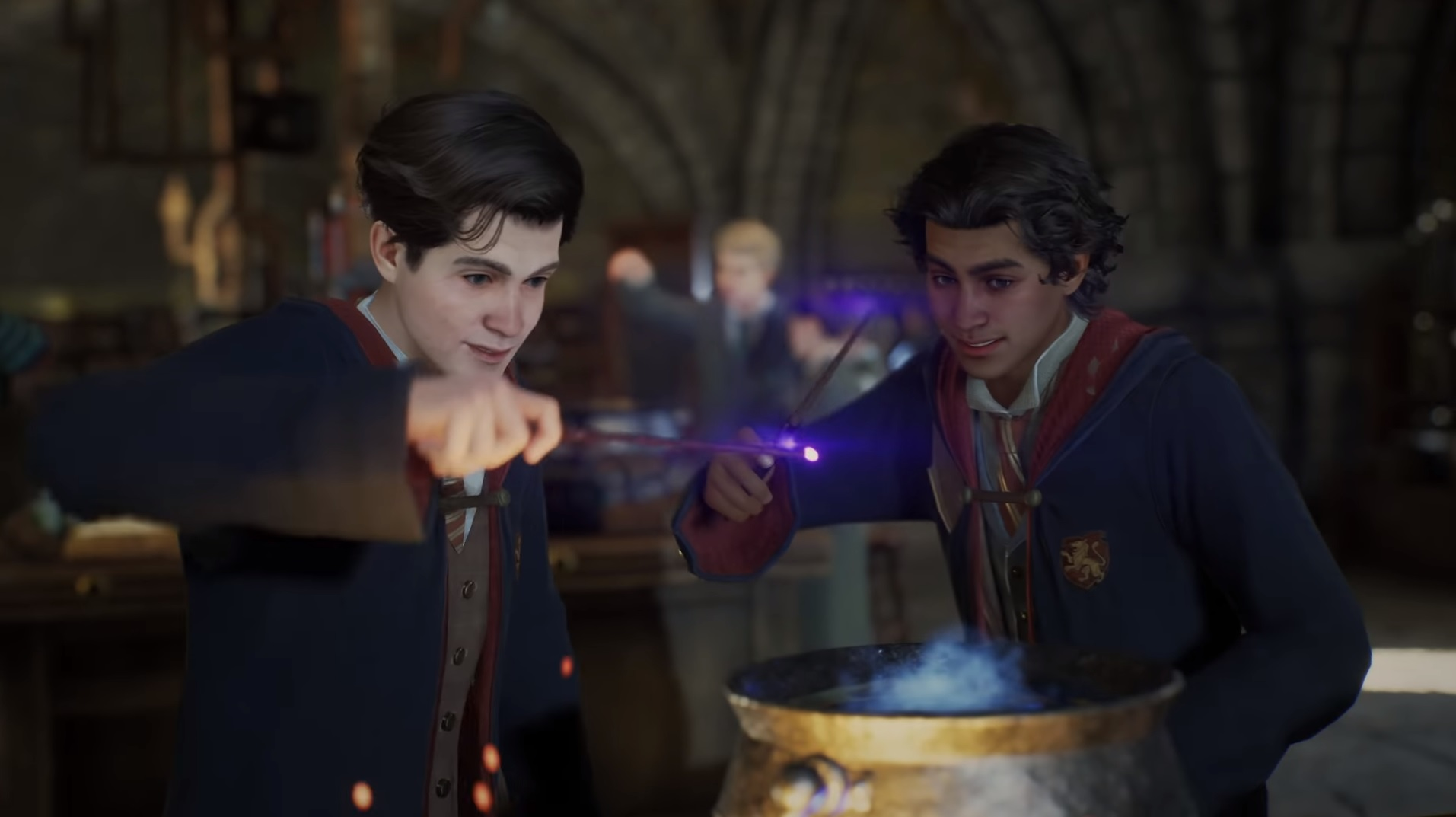 Producer on Hogwarts Legacy quits after history of anti-social justice videos exposed
