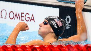 Olympics Katie Ledecky
