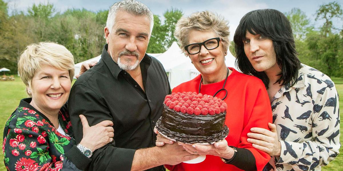 The Great British Baking Show Sandi Paul Prue Noel Netflix