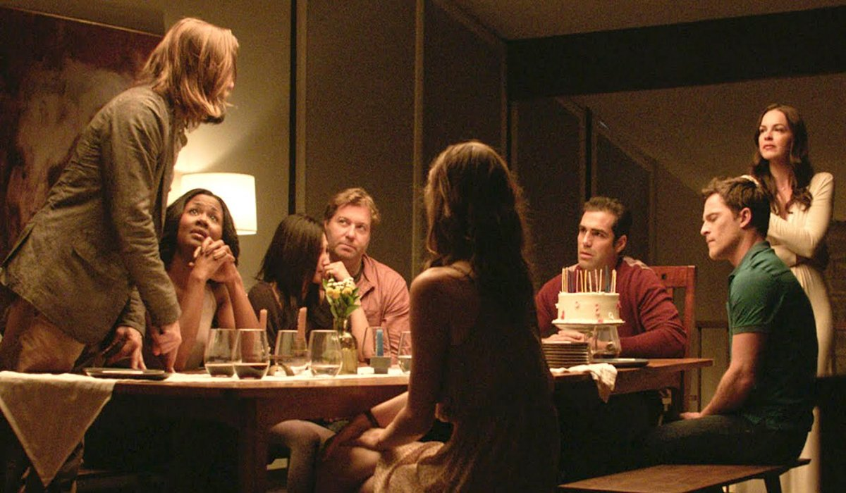 The Invitation dinner party
