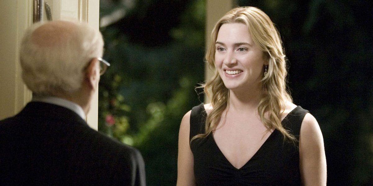 Kate Winslet in The Holiday.